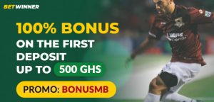 How to register on Betwinner Ghana – Step by step